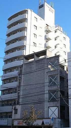 ライオンズマンション県庁東外観写真