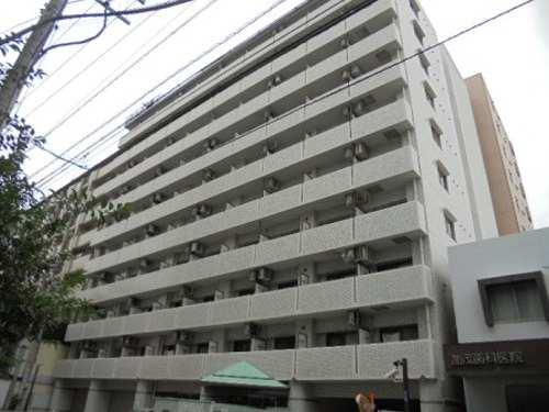 ライオンズマンション博多駅南外観写真