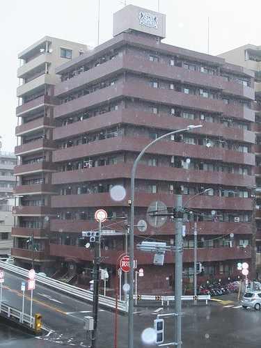 ライオンズマンション平沼第5外観写真