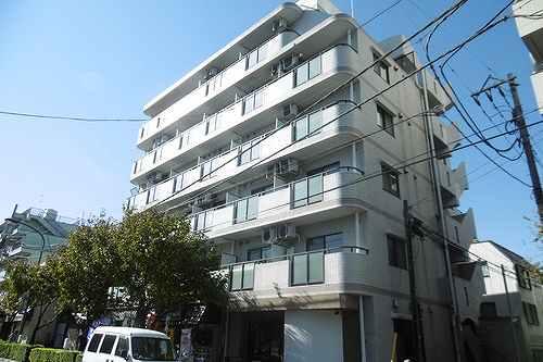 ライオンズマンション東長崎第3外観写真