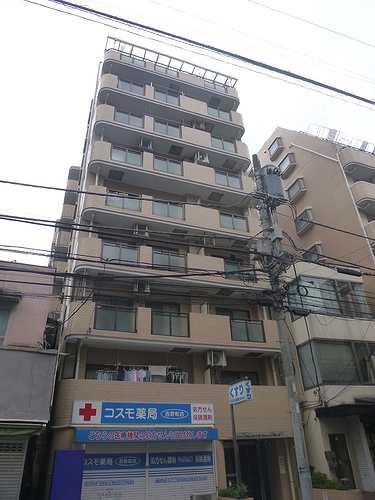 ライオンズマンション吉野町第11外観写真