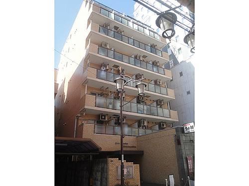 ライオンズマンション新宿五丁目外観写真