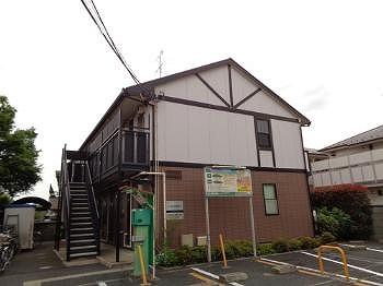 櫻ハウス大八木外観写真