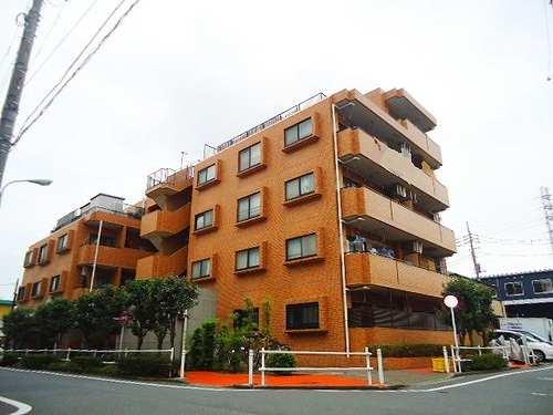 ライオンズマンション新高島平外観写真