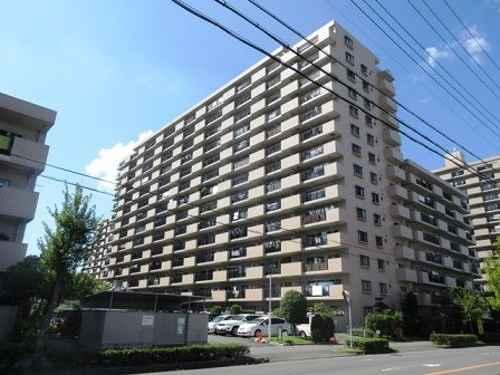 ライオンズマンションニューシティ蟹江五番館外観写真