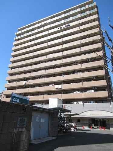 ライオンズマンション西船橋駅前外観写真