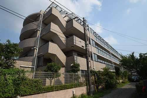 ライオンズマンション船橋三咲外観写真