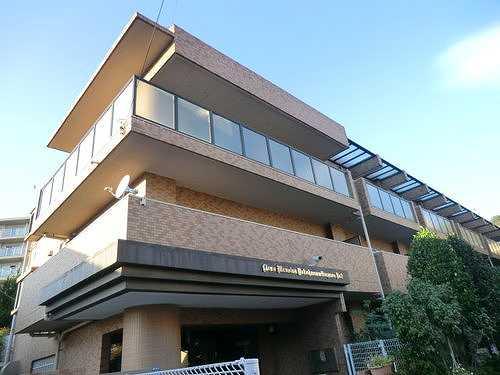 ライオンズマンション横浜三ツ沢第2外観写真
