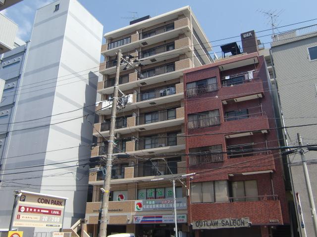 ライオンズマンション横須賀中央第5外観写真