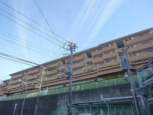 ライオンズマンション下永谷外観写真