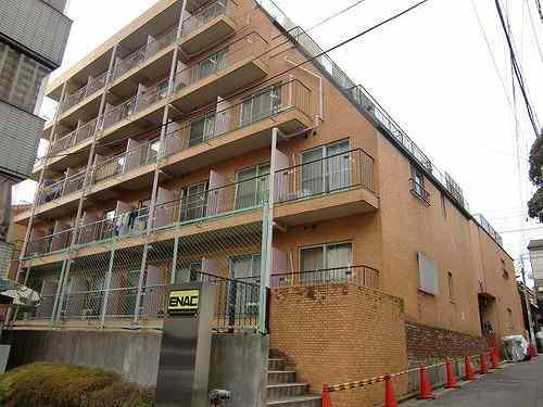 ライオンズマンション西新宿第5外観写真