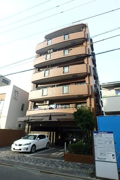 ライオンズマンション上飯田外観写真