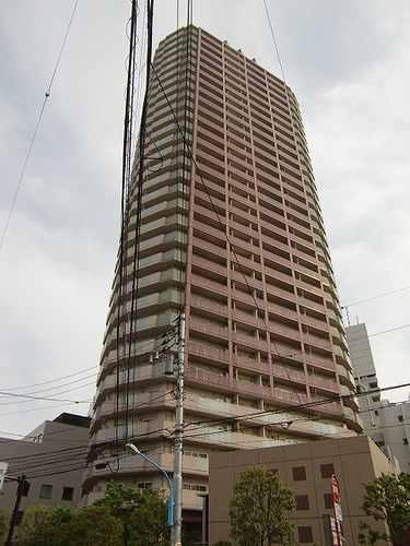 ローレルコート新宿タワー外観写真