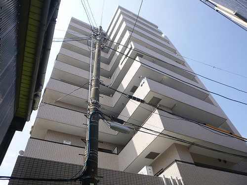 ガーデンライフ湘南田浦1番館外観写真