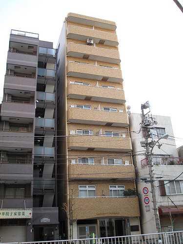 ライオンズマンション錦糸町第6外観写真