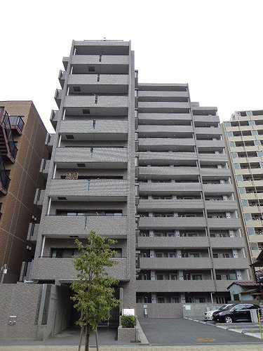 ライオンズマンション本川越駅前外観写真
