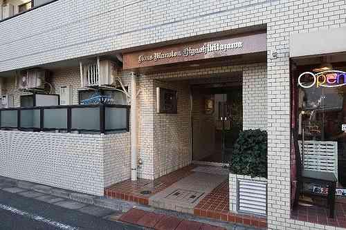 ライオンズマンション東北沢外観写真