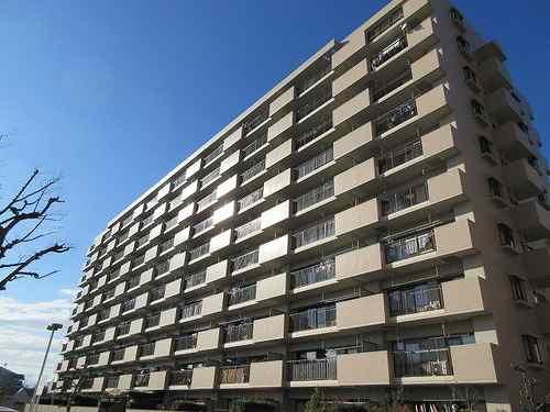 ライオンズマンションニューシティ蟹江一番館外観写真
