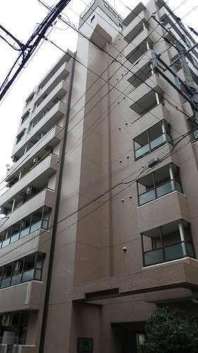 ライオンズマンションヨコハマ戸部外観写真