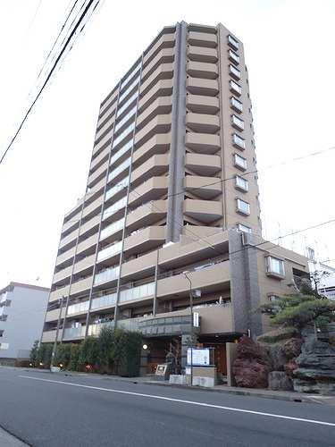 ライオンズマンション早田外観写真