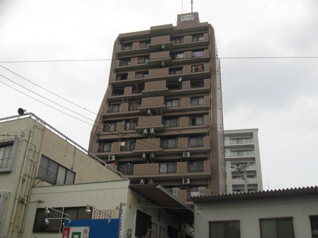 ライオンズマンション新栄第2外観写真
