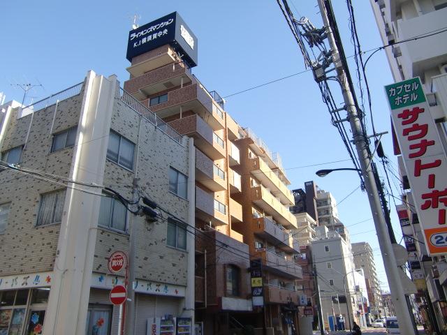 ライオンズマンションK・I横須賀中央外観写真