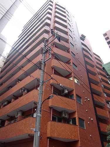 西新宿ダイヤモンドパレス外観写真