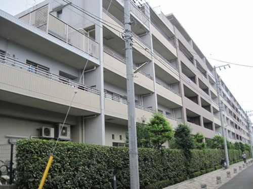 ライオンズヴィアーレ横濱ベイ壱番館外観写真