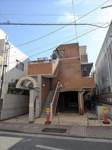 ライオンズマンション横浜和田町外観写真