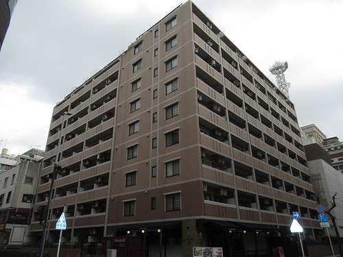 アール・ケープラザ横浜関内外観写真