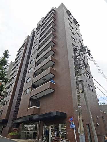 渋谷グランドハイツ外観写真