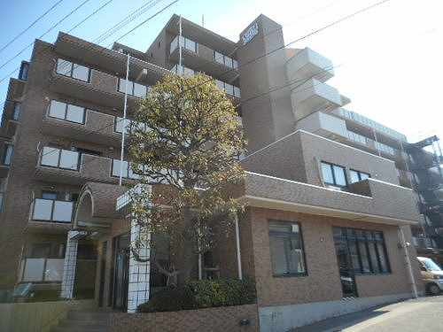 ライオンズマンション京成大久保外観写真