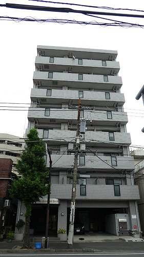 ライオンズマンション川崎第14外観写真