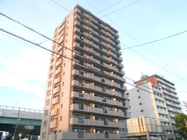 宝マンション岩塚外観写真