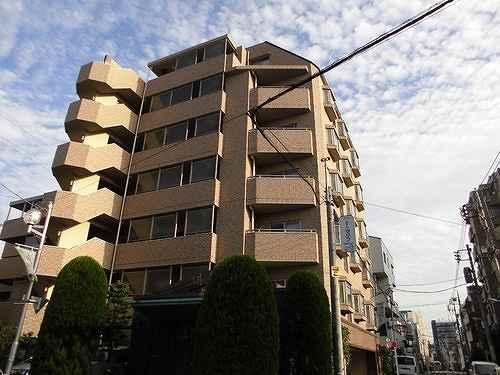 コニファーコート武蔵関壱番館サウスステージ外観写真