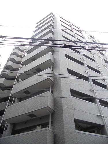 ライオンズマンション横浜桜木町外観写真