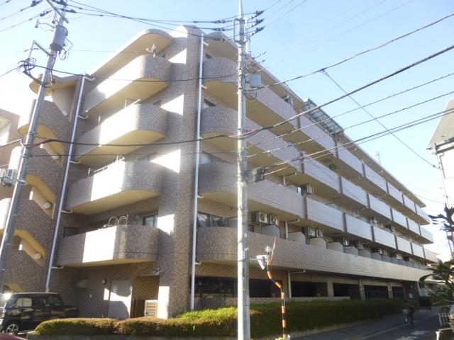ライオンズマンション西新井本町第2外観写真