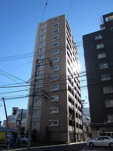 シティインデックス新宿若松町外観写真