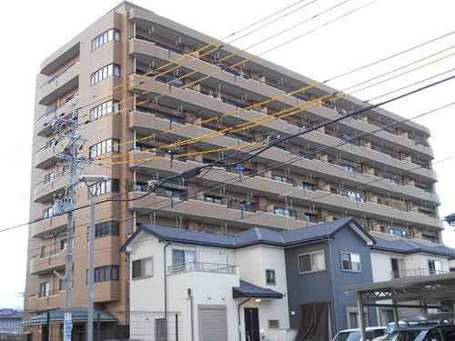 ライオンズマンション瀬戸北山第2外観写真
