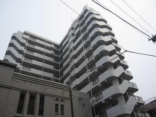 ニューハイツ横須賀中央きらめきの街外観写真