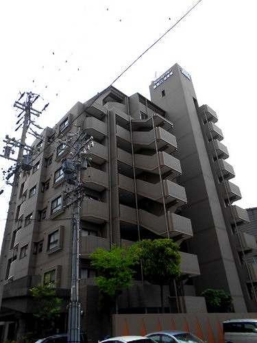ライオンズマンション築地口壱番館外観写真
