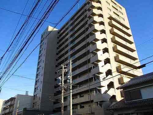 サーパス早田栄町外観写真