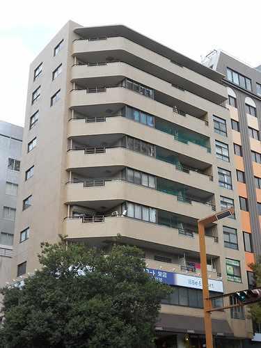 チサンマンション栄セントラルパーク外観写真