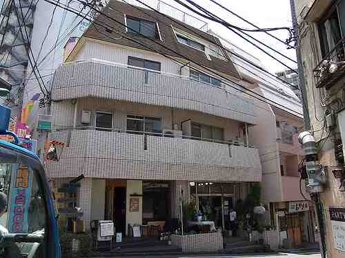 渋谷ウエストビル外観写真