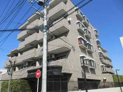 ライオンズマンション東所沢第3外観写真