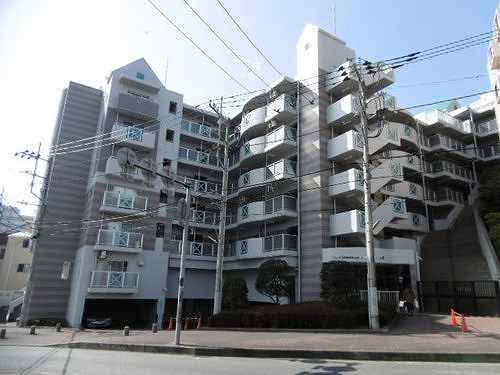 ライオンズマンション藤沢本町第2外観写真