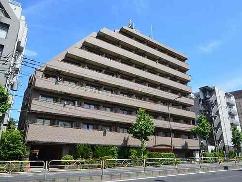 メゾン・ド・ヴィレ高円寺外観写真