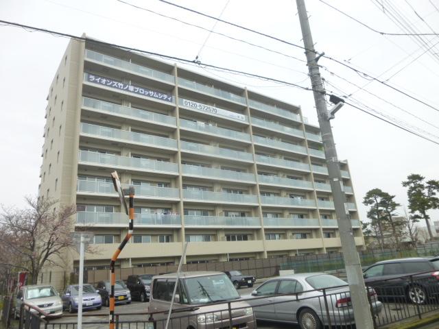 ライオンズ竹ノ塚ブロッサムシティ外観写真