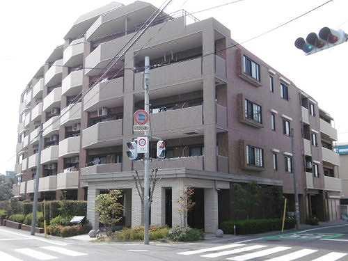 レクセルマンション松戸外観写真