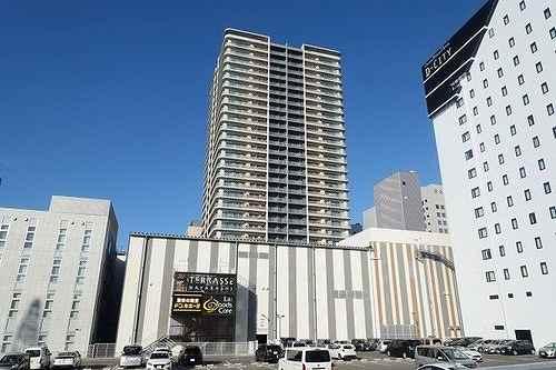 プラウドタワー名古屋栄外観写真